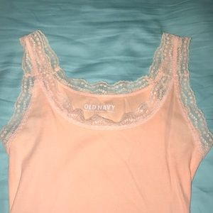 Lacey Tank top